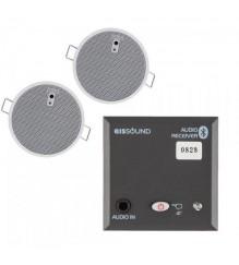 """Стенен Bluetooth модул с 2.5"""" колони"""